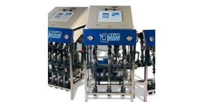 Azud - Model QGROW - Fertigation System