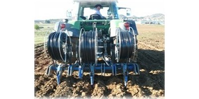 Subsurface Drip Irrigation (SDI)