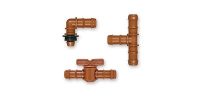 AZUD FIT PLUS - Safety Irrigation Fittings Without Rings