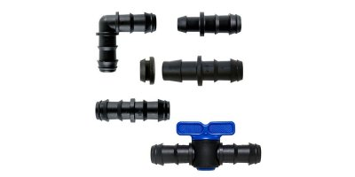 AZUD FIT - Microirrigation Fittings