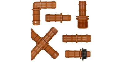 Azud Greentec - Fittings for Dripline