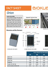 BioKube Orion STP Plants Systems - Brochure