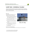 Slurry Tanks Brochure