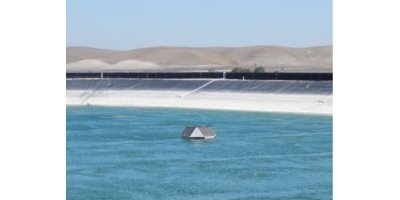 Algae control in irrigation reservoirs - Water and Wastewater - Irrigation
