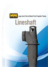 Lineshaft - Large Volume Axial Flow & Mixed Flow Propeller Pump Brochure
