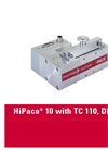 HiPace - Model 10 with TC 110, DN 25 - Turbopump - Datasheet