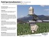 Apogee - Model SS-110 - 340 to 820 nm Field Spectroradiometer Brochure