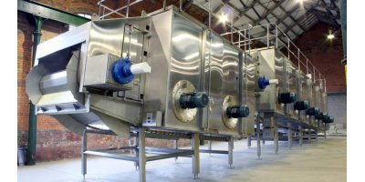 Tek-Dry Systems - Cereal Dryers & Coolers