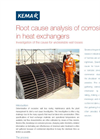 Root Cause Analysis corrosion