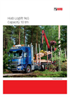 Forestry Cranes LOGLIFT 96S Series- Brochure
