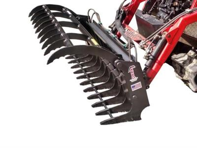 Anbo - Model SCT-GR - Sub Compact Tractors Grapples
