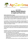 Agrizan Humate Extract and Paste – Data Sheet
