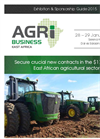 Agribusiness Congress East Africa - Exhibition & Sponsorship Guide 2015