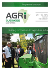 Agribusiness Congress East Africa 2015 - Programme Brochure