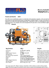 MetaFLO - Model LMS 3 - Slurry Solidification System - Brochure