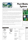 Skye - Analogue Plant Moisture System Brochure