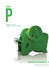COMEC - Model P - Primary Crusher Brochure