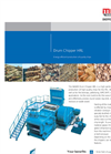 Model HRL - Drum Chipper Brochure