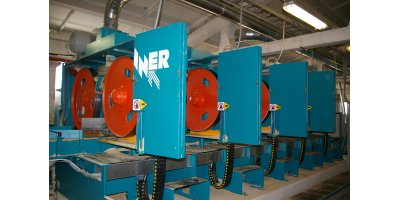Stenner Sawing Line of Thin Timber