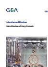Micro Filtration of Dairy Products Brochure