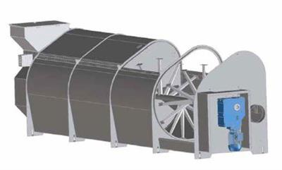 Joraform - Model JK6200 - Compost Machine