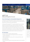 GT Advanced Technologies - ASF 115 - Advanced Sapphire Furnace Brochure