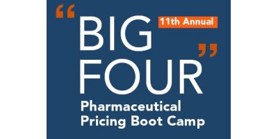11TH Big Four Pharmaceutical Pricing Boot Camp