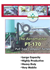 PT-170 14 - Pull Type Compost Windrow Turner Brochure
