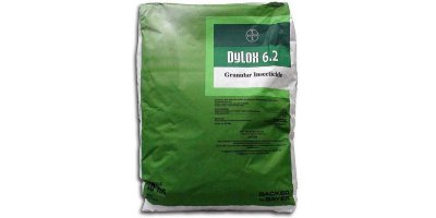 Dylox - Model 6.2 - Granular Insecticide 30lb Bag - 10,000 to 15,000 Sf.