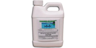 Shore-Klear - Model 32oz (1 Quart) 10,000 Sq. Ft. Coverage - Herbicide