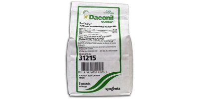 Daconil Ultrex - Model 1603 - Fungicide 5lb Bag up to 3/4 Acre Coverage