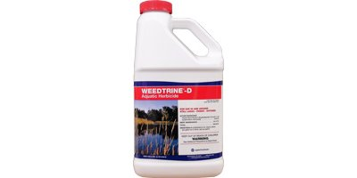 Weedtrine - Model D 1 Gallon - Liquid Aquatic Herbicide