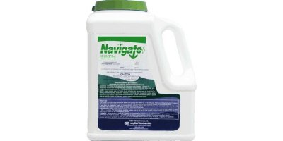 Navigate - Model 12LB Pail up to 1/8th Acre Coverage - Granular Herbicide