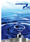 Stainless Steel Pneumatic Actuators- Brochure