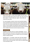 Natural Enviro 6000 Animal Waste and Odor Control Data Sheet (PDF 2.16 MB)