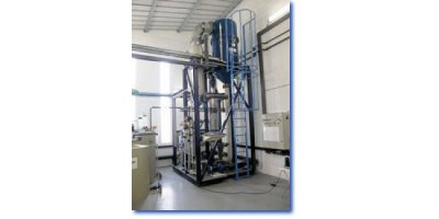 Model ZUVV 550 S - Forced Circulation Evaporator
