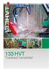 Neuson Forest - Model 133HVT - Compact Tracked Harvester Brochure