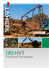 Neuson Forest - Model 183 HVT - All Round Harvester Brochure