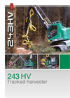 Neuson Forest - Model 243 HV - Felling Harvester Brochure
