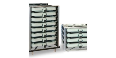 Model CPM5604 - Vertical Aquaculture Incubators