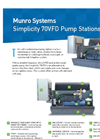 Munro - Model Simplicity 70 VFD - Brochure