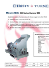 Miracle Mills 300 Series Hammer Mill Brochure