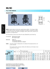 BB/BD Full-Cone Hydraulic Spray Nozzles Brochure
