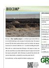 Biocomp - Compost Datasheet