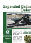 Model HD - Portable Conveyor Brochure