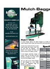 Model 18533 - Mulch Bagger- Brochure