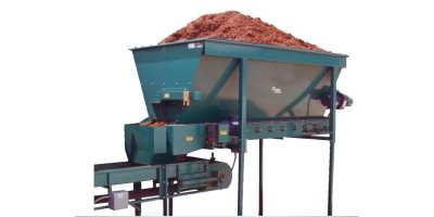 Model 16007  - Cubic Yard Hoppers