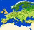 New portrait of Earth shows land cover as never before