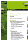 Bio-Algihum - Model Bodengranulat plus - Soil Conditioner Brochure