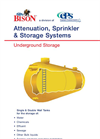 Storage / Sprinkler Tanks Brochure